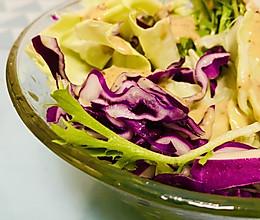轻食沙拉的做法