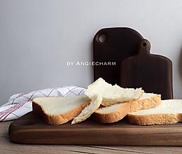 超软全麦北海道吐司(低糖无黄油)的做法