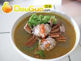 大闸蟹苦瓜汤的做法