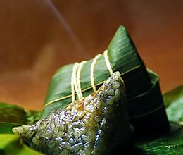 瘦肉粽子的做法