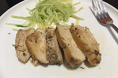 迷迭香烤鸡胸肉