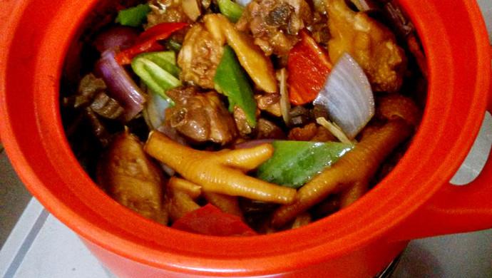 野味砂煲鸡煲