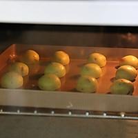 抹茶蔓越莓麻薯面包的做法图解8