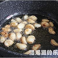黑蒜子牛肉粒的做法图解9