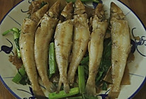 潮音潮人:冬菜煮沙尖鱼的做法