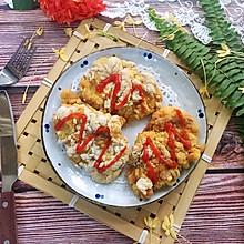 #硬核菜谱制作人#香酥鸡扒