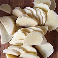 减肥食谱一白菜土豆的做法图解1