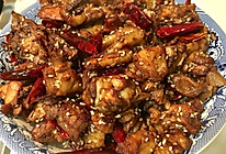 干炒香辣鸡的做法