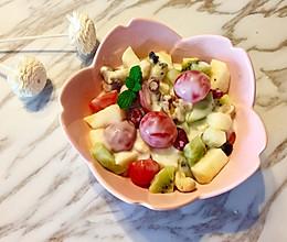 水果酸奶沙拉的做法