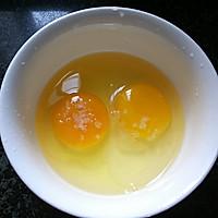 韭菜花炒鸡蛋的做法图解3