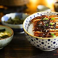 [九阳KL32-17空气炸锅试用]蒲烧鳗鱼饭