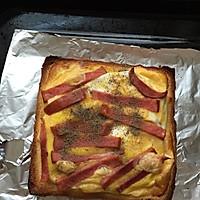 面包披萨的做法图解7