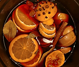 Mulled wine 热红酒的做法