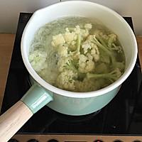 西式沙拉--三色黎麦花菜沙拉#宜家让家更有味#的做法图解4