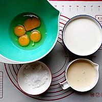 奶香十足的原味鸡蛋布丁的做法图解1