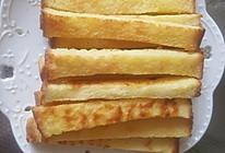 奶香面包条的做法