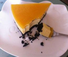芒果奶酪慕斯(8寸)的做法
