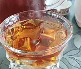 创意冻柠茶的做法