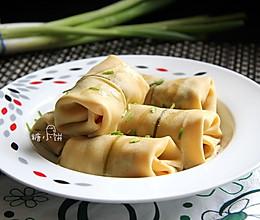 【素豆腐包】的做法