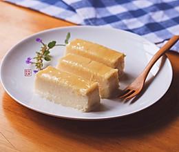 嫩豆腐奶酪蛋糕#秋天怎么吃#的做法