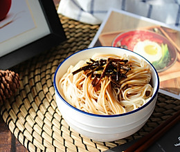 一碗老上海【葱油拌面】的做法