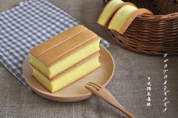日式棉花蛋糕的做法