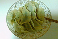 韭菜虾仁水饺的做法