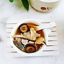 #合理膳食 营养健康进家庭#香菇炖鸡汤