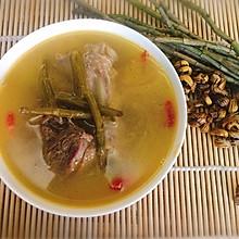 石斛鸭子汤