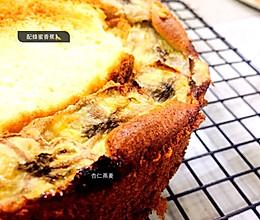 杏仁燕麦蛋糕的做法