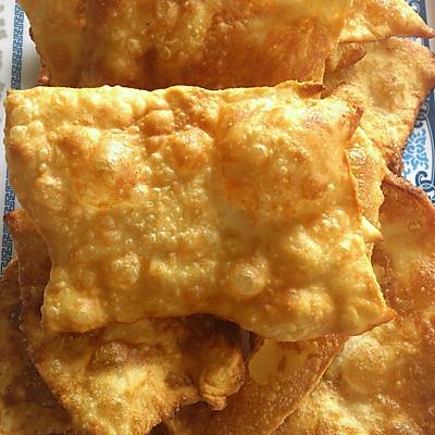 中式面点~煎饼果子必备的炸脆