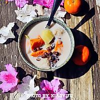 秋季甜蜜滋补甜汤~红豆芋头甜薯汤的做法图解5