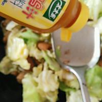 手撕包菜#太太乐鲜鸡汁中式#的做法图解7
