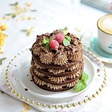 浓情巧克力小蛋糕
