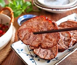 #牛气冲天#高蛋白低脂肪-酱香牛腱肉的做法