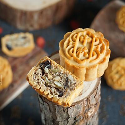 突破传统的十仁月饼