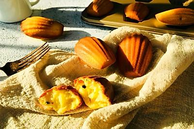 百香果玛德琳#挚爱烘焙·你就是MOF#