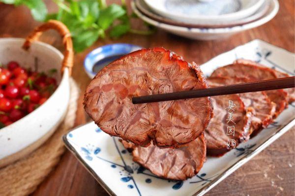 高蛋白低脂肪-酱香牛腱肉