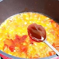 #入秋滋补正当时#龙利鱼粉丝番茄汤的做法图解8