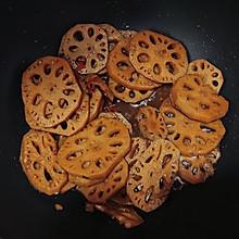 甜辣卤藕(简易版)