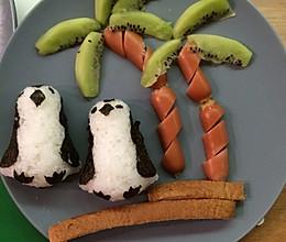 趣味儿童晚餐的做法