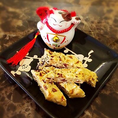 燕麦红枣糕