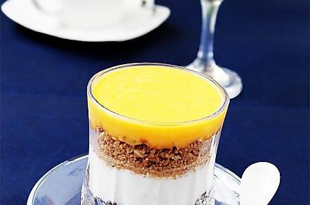 芒果乳酪杯&芒果布丁的做法
