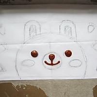 萌兔子彩绘蛋糕卷#特百惠龙卷风佳作#的做法图解10