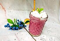养肾又排毒的桑葚酸奶饮的做法
