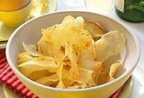 【Linly美食屋】孜然烤薯片的做法