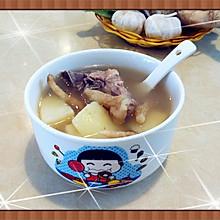 淮山玉竹沙参排骨汤
