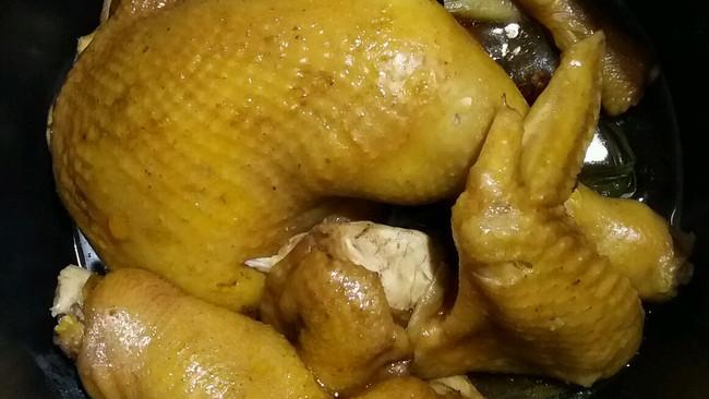 高压锅版烧鸡的做法
