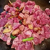 #牛气冲天#番茄土豆炖牛肉的做法图解6