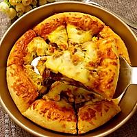 黑椒牛肉披萨的做法图解20